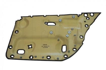 Fahrzeugpanzerung aus Kevlar
